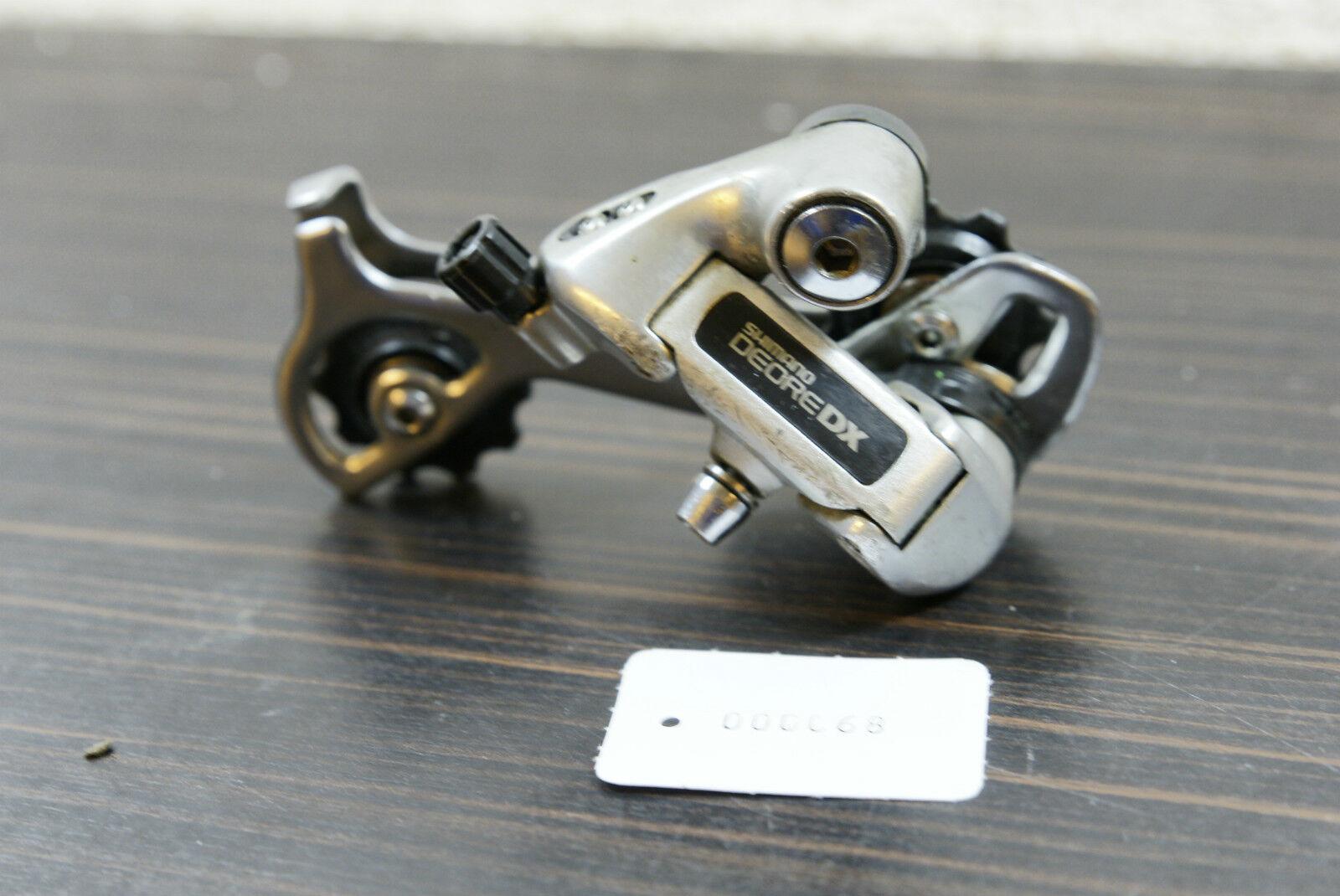 Shimano Deore DX RD-M650 Schaltwerk Kult Retro kurzer Käfig