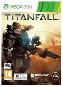 Xbox-360-Titanfall-Nuovo-e-Sigillato-UFFICIALE-STOCK-Regno-Unito