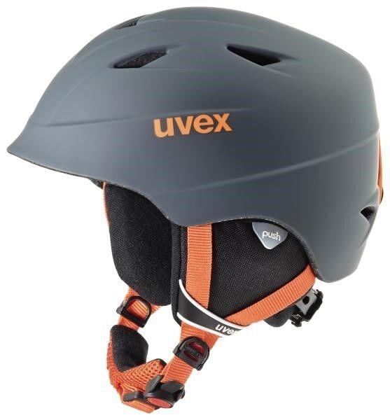 Uvex airwing 2 pro ti-Orange Kinder Skihelm Snowboardhelm Helm Kinderhelm 16 17