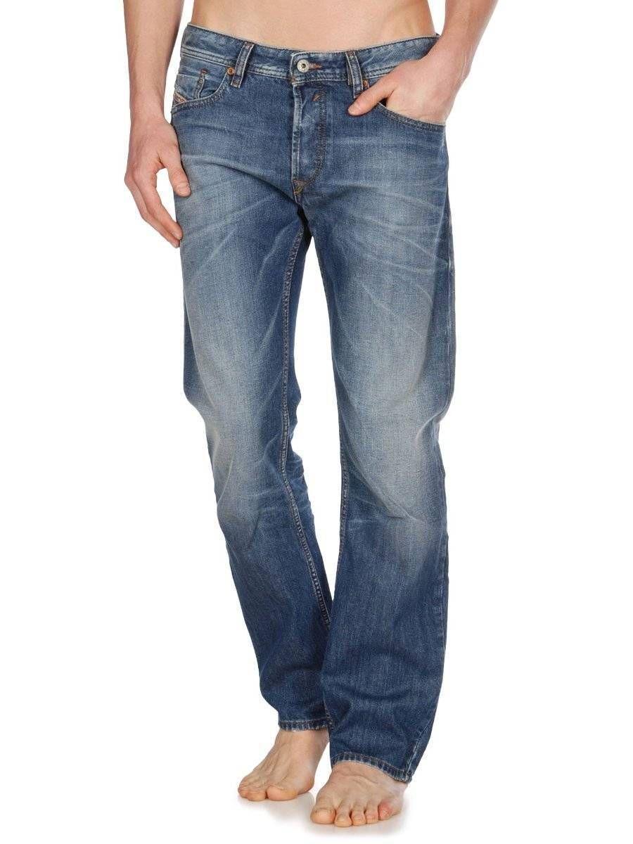 NWT Diesel Jeans Waykee Regular Straight Leg Jean 0814E  SZ 28   32