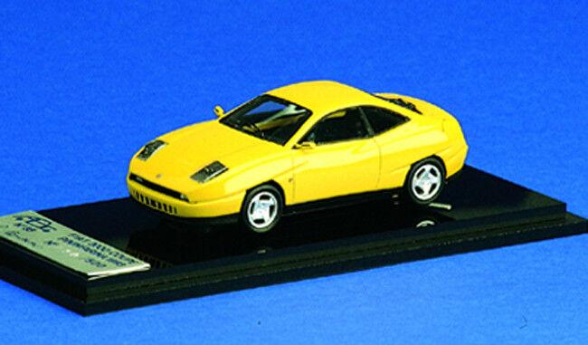 ABC 035 FIAT 2000 COUPE' PININFARINA 1993 amarillo