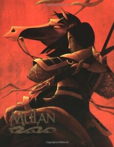 Disney-Editions-Deluxe-Film-The-Art-of-Mulan-by-Jeff-Kurtti-1998-Hardcover