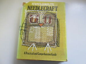 Good-NEWNES-COMPLETE-NEEDLECRAFT-No-author-1972-01-01-Previous-owner-039-s-ins