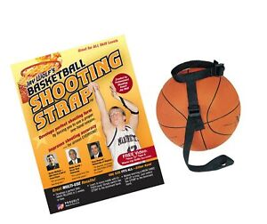 Jay Wolfs Basketball Shooting Strap Training Aid