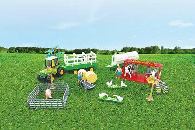 Farm (latticini) Set 27pc Set-mostra Il Titolo Originale Rinvigorire Efficacemente La Salute