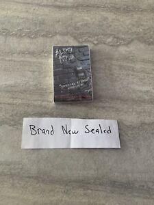 Aldo-Nova-Blood-on-the-Bricks-Cassette-Tape-K7-Brand-New-Sealed