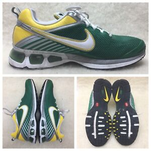 premium selection 3ad67 e3445 Image is loading Men-039-s-Nike-Air-Max-Agitate-green-