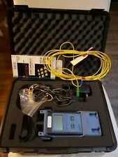 Vintage Exfo Fiber Optics Tester B3 22 Hard Case Attachments Wire Manual