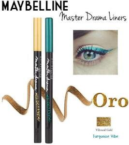 MAYBELLINE Master Drama Chromatics Khol Delineador Ojos Perfilador Kohl Kajal