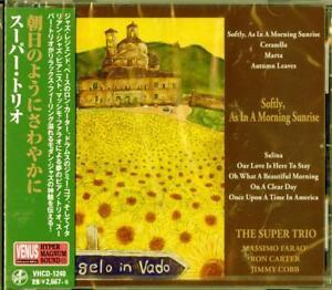 Super Trio-Massimo Farao & Ron Softly. As IN Morning Sunrise-Japan CD G00