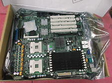 NEW Supermicro X6DHE-XG2 Dual Socket 604 Server Mainboard 8x DDR2 PCI-X ...NEW