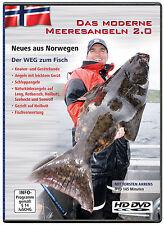 DVD - Das moderne Meeresangeln 2.0 - Neues aus Norwegen...von Torsten Ahrens
