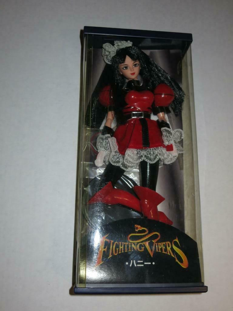 Fighting Vipers Miel Sega Takara doll vintage Barbie Saturn 1995 nouveau