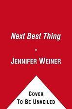 The Next Best Thing: A Novel - LikeNew - Weiner, Jennifer - Audio CD