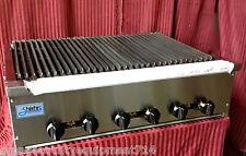 New 36 Radiant Char Broiler Grill Gas Stratus Srb 36 1186 Commercial Restaurant
