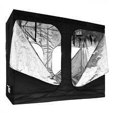 "96x48x78"" Hydroponics Grow Tent Reflective Mylar Plant Growing Room w/ Window"