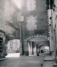 LAUZERTE c. 1950 - Une Rue Arcades Tarn et Garonne - DIV 2912