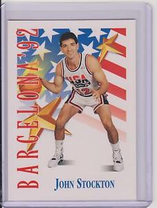 online store 2656c 2c10a Details about 1991-92 SKYBOX 1992 DREAM TEAM JOHN STOCKTON OLYMPIC CARD  #539 ~ MULTIPLES