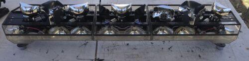 Code 3 Mx7000 Led Lightbar No Domes Special