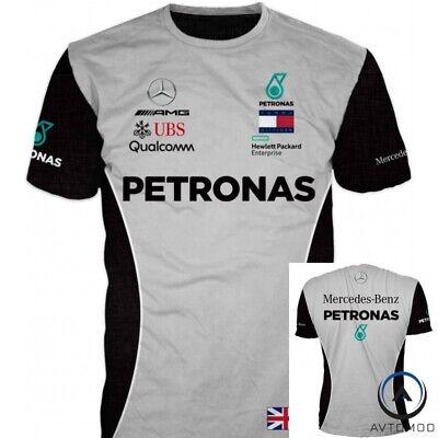 White Westion Mercedes Benz Logo Motorsport Hat F1 Formula Racing Baseball Caps for Men and Women