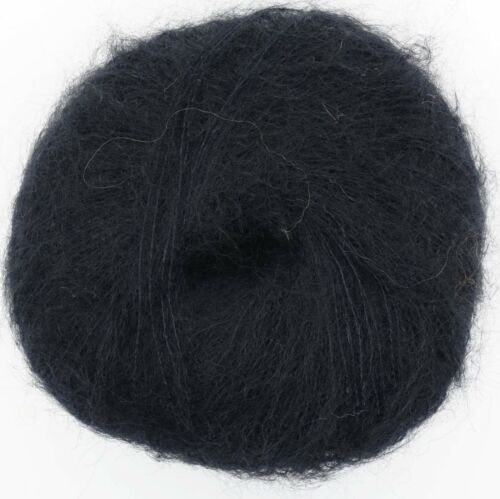 Adriafil KID MOHAIR Top Selection Soft Luxury Knitting Wool Yarn 25g Balls