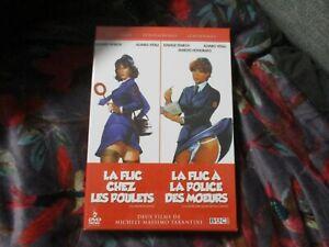 COF-2-DVD-NEUF-034-LA-FLIC-CHEZ-LES-POULETS-A-LA-POLICE-DES-MOEURS-034-Edwige-FENECH