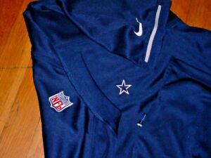 f3183c7b37 Vtg Nike Authentic NFL Pro Line Dallas Cowboys Team Issued Polo ...