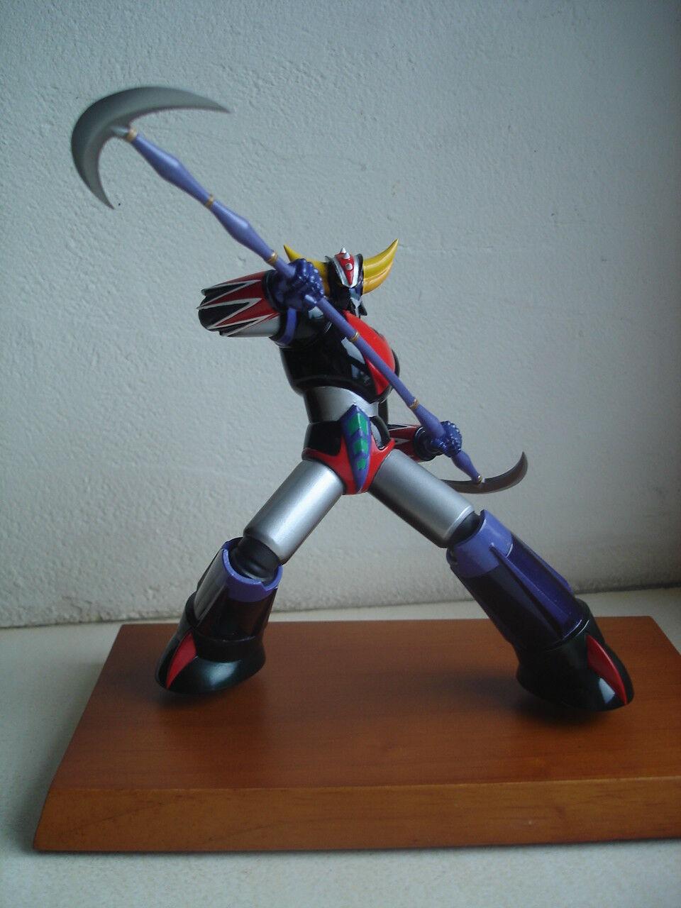 goldorak Grendizer goldrake super robot KAIYODO Vintage
