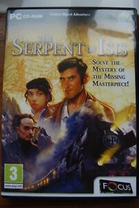 The-Serpent-Of-Isis-HIDDEN-OBJECT-ADVENTURE-PC-CD-ROM-GAME