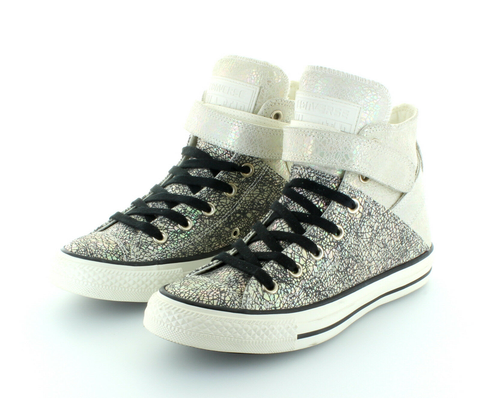 Converse AS CT Hi Brea egret black leather Zip Limited 38,5 Edition Gr. 37,5 / 38,5 Limited 57b8e0