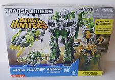 Transformers Prime Beast Hunters Apex Armor Suit with Breakdown Figure NIB