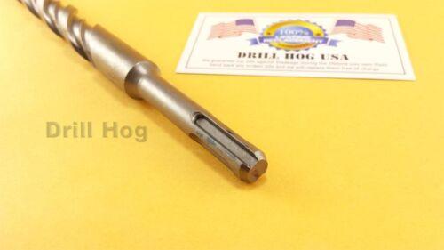 "5//8/"" x  12/"" SDS Masonry Bit CARBIDE Drill Bit SDS Drill Hog Lifetime Warranty"