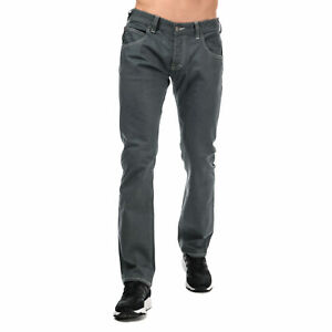 Mens-Armani-Jeans-J08-Regular-Fit-Jeans-In-Grey