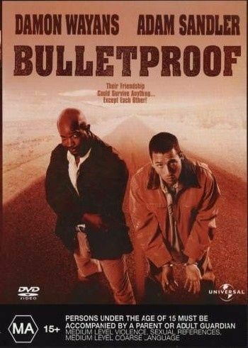 1 of 1 - Bulletproof (DVD, 2003)*R4*terrific Condition*damon Wayans