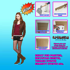 Amy Pond Karen Gillan Doctor Who Companion Official LIFESIZE CARDBOARD CUTOUT