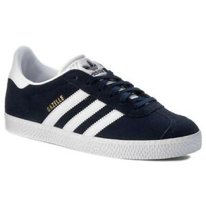 Details about ADIDAS GAZELLE BY9144 WOMEN'S NAVY ORIGINAL SNEAKERS