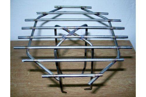 Corneilles Grille de protection//Dohlen grille en acier inoxydable environ 220 x 220 mm