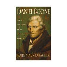 Daniel Boone: The Life and Legend of an American Pioneer (An Owl Book), John Mac