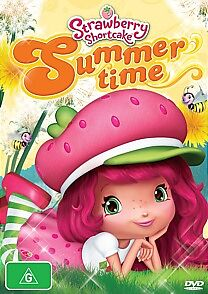 1 of 1 - Strawberry Shortcake - Summer Time (DVD, 2012), NEW SEALED REGION 4