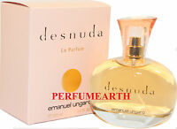 Desnuda 3.3 / 3.4 Oz Edp Spray For Women In A Box By Emanuel Ungaro
