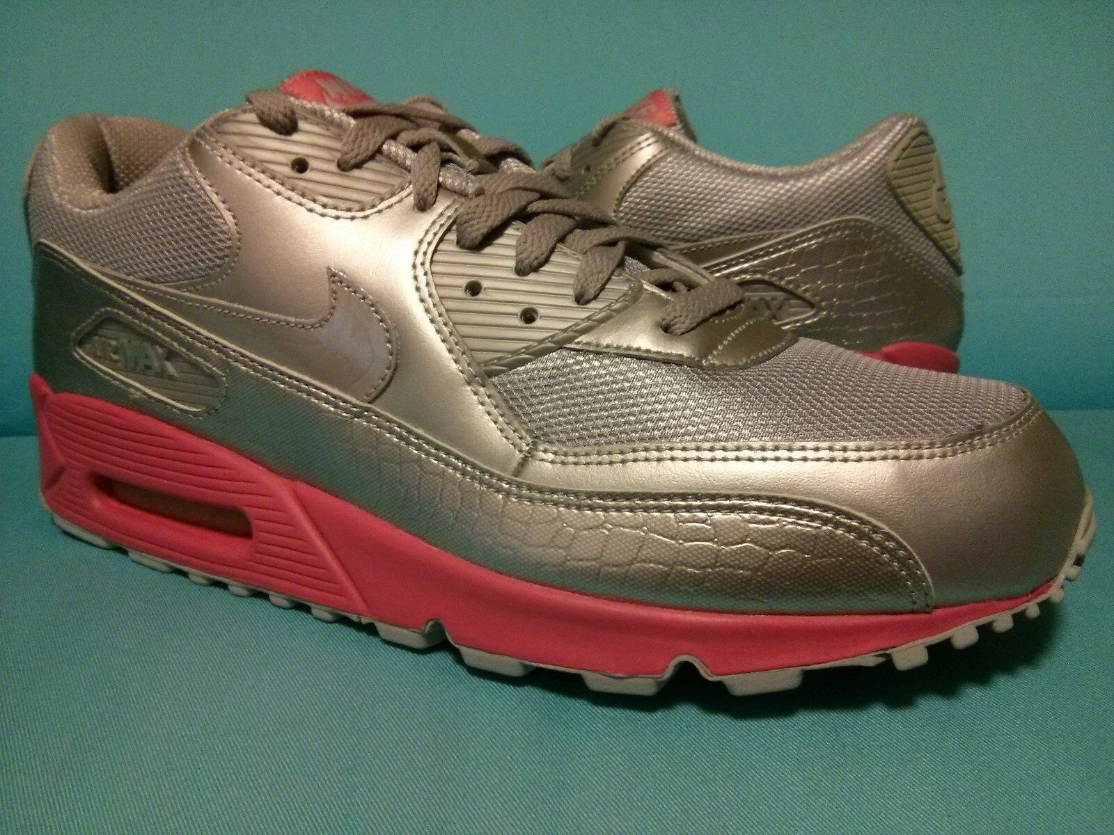 DS 2007 NIKE MAX 90 Premium 308856-002 HEAT AIR Pack NSW AM90 SZ12