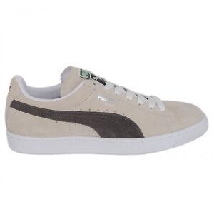 último estilo numerosos en variedad estilo de moda Detalles de PUMA SUEDE CLASSIC+ - Zapatillas casual para hombre y mujer,  color beige
