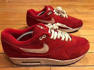 huge discount 191a6 8bef0 Image is loading NIKE-AIR-MAX-1-BEET-2009-319986-611-