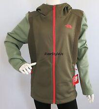 THE NORTH FACE Petra Hoodie Women's Full Zip Jacket XXL Green MSRP $105