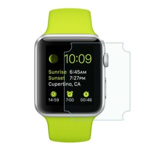 Screen-Protector-Edge-to-Edge-Genuine-Soft-Clear-for-Apple-Watch-42mm-1-2-3