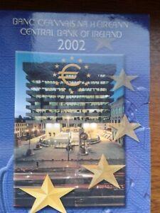 IRLANDE coffret BU 2002 II