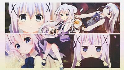 Anime Youjo Senki Tanya Degurechaff Silk poster wallpaper 24 X 13 inches