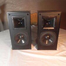 Klipsch SB1 bookshelf Stereo Speakers