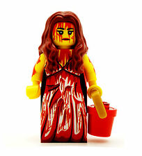 Lego Minifigure - Carrie Limited Edition Figure Stephen King Horror RARE