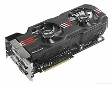 ASUS GeForce GTX 680 DirectCU II GPU 2GB DDR5 (GTX680DC2T2GD5) Graphics Card